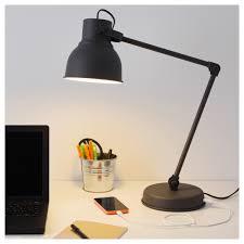 Ikea Hektar Work Lamp Dark Gray In 2019 Work Exhibitons Stuff