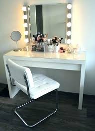 makeup vanity table with lights idea or intended canada makeup vanity table