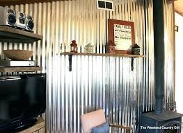 interior steel wall panels corrugated steel wall panels wall smartness ideas interior corrugated metal wall panels