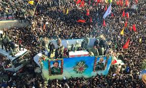 Image result for پیکر  سردار سلیمانی