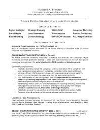 Investor Relations Resume Cover Letter Doc Sample