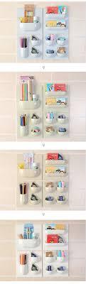 Wand Aufbewahrung Korb Bad Küche Studie Kreative Aufhänger Halter