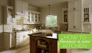 Kitchen Remodel Financing Property