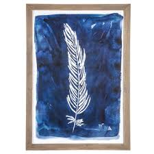 blue abstract feather wood wall decor on framed feather wall art hobby lobby with blue abstract feather wood wall decor hobby lobby 1474493