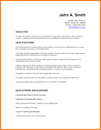 Childcare Resume child care resume sample sop proposal 15