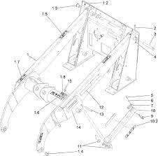 Loader arm assembly