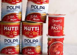 tomato paste replacement for canned