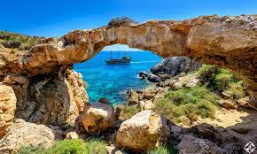 السياحة في قبرص اليونانية - إي رحلة