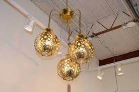 full size of mid century modern moroccan filigree three globe brass chandelier inspiring lighting fixtures design
