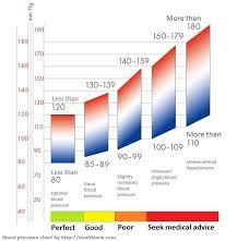 Heart Rate Vs Blood Pressure Chart Blood Pressure A Health Indicator
