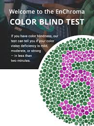 Red Orange Colour Chart Enchroma Color Blind Test Start Now Color Blind Glasses