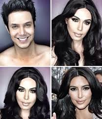 filipino tv host uses makeup to transform into female a list celebrities