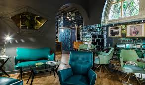 Hospitality Interior Design Adorable GRough Rome Italy Design Hotels™