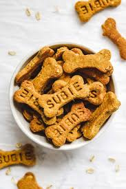 You may need to add extra water to help it draw together. Vegan Pumpkin Dog Treats 4 Ingredients Okonomi Kitchen