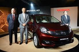 new car launches honda mobilioHonda Car India enters the MPV segment with Mobilio