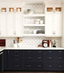 Two tone cabinets Wood Perfect Two Tone Kitchen Cabinets Best Ideas About Two Tone Kitchen On Pinterest Two Tone Thecubicleviews Perfect Two Tone Kitchen Cabinets Best Ideas About Two Tone Kitchen
