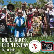 join the free festivities here at yerba buena gardens indigenous speakers rusicians perform noon 3pm presented by international indian treaty