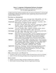 vb net senior developer resume for database developer resume template dot net resume sample