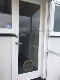 also replace glass panel outside the door in aluminium wind break approx 85cm by 77cm in both cases would like something stronger than standard glass