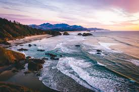 Contemporary Ocean Tumblr Photography Landscape Sunset Oregon Artists On Photographers Intended Models Ideas