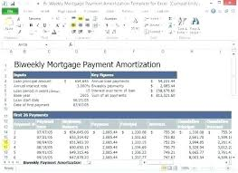 Loan Amortization Calculator Annual Payments Mortgage Amortization Calculator Spreadsheet Image 0 Mortgage