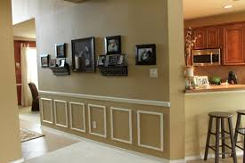 the difference molding can make decor wall molding