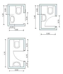 minimum size bathroom handicap