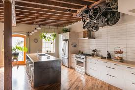 Home kitchen furniture Bedroom 32 Industrial Style Kitchens That Will Make You Fall In Love