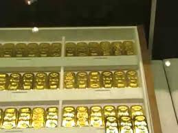Gold Bullion Vending Machine Beauteous Gold Bullion Store At Dubai International Airport Duty Free YouTube