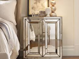 furniture 40 Mirrored Furniture Nightstand 87 Modern Design With