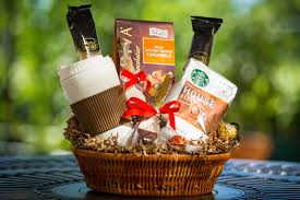 coffee biscotti basket