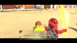 Ninjago City Beach Gold Bricks - The LEGO Ninjago Movie Video Game Wiki  Guide - IGN