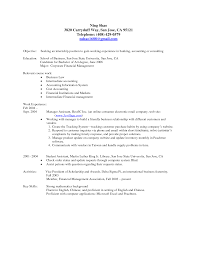 Beautiful Resume For Undergraduate Accounting Student Contemporary