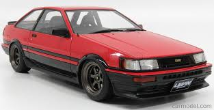 ignition model ig0555 scale 1 18 toyota corolla levin ae86 gt apex