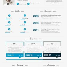 Modern Resume Format Digital Marketing Cv Example Page 100 Resume Modern Resume With for 9