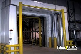 garage door protectorThe Best Way To Protect Loading Dock Doors  Ideal Shield