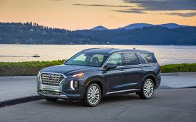 Towing capacity has been increased and a number of new options have been added. Comparison Hyundai Palisade Calligraphy 2021 Vs Infiniti Qx80 Sensory 2021 Suv Drive