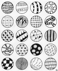 Zentangle Patterns Step By Step Custom Decorating Design