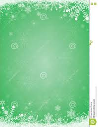 green snowflake border. Beautiful Snowflake Download Winter Green Christmas Background With Snowflake Border Stock  Vector  Illustration Of Vertical Winter R