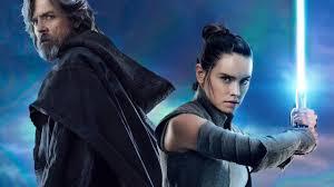 2560x1440 Rey And Luke Star Wars The ...
