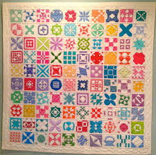 Dear Jane quilts | I Finally Have Time & Quilt by Anne Brill of Washington, DC. Adamdwight.com