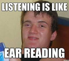 10 Guy Explains Listening | WeKnowMemes via Relatably.com