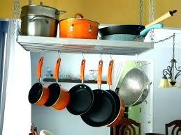 kitchen pan hanger pots and pan storage rack kitchen pan hanger kitchen pan rack kitchen pan
