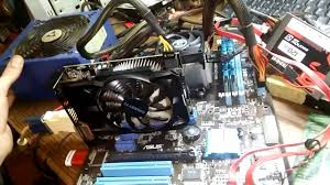 Red Cpu Light On Motherboard How To Start Pc With Solid Red Led Cpu Problem Part 1 Youtube