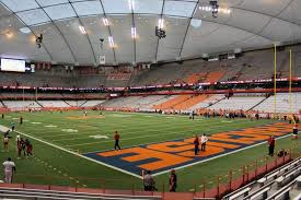 Minot State University Dome Seating Chart Carrier Dome Syracuse University Photo Gallery This