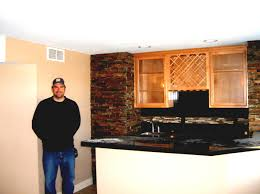 basement bar stone. Amazing Basement Bar Ideas Stone With Granite Countertops And Barstools | HomeLK.com I