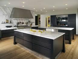 Brilliant Contemporary Dark Wood Kitchen Cabinets Dark Wood Modern