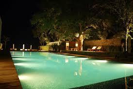 Lighting Around Pool Deck Lighting Around Pool Deck And Impressive Swimming Pool