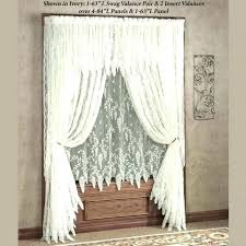 Perfect Priscilla Curtains With Attached Valance Curtains Bedroom Beautiful Curtains  Bedroom Decor With Sheer Priscilla Curtains Attached