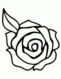 Small Picture Printable Rose Coloring Pages Coloring Pages for Everyone